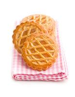 The apple pie cookies.
