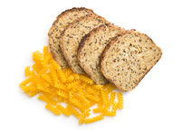 Gluten Free Bread and pasta.