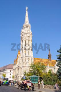 Matthias Church - Budapest