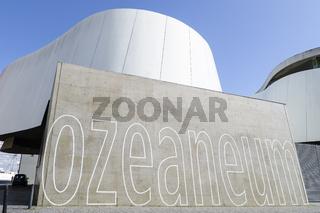 Ozeaneum, Stralsund (Detail)