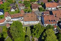 Schloss Goumoens la Ville, Goumoens, Waadt, Schweiz