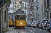 Stadtansichten Lissabon VI
