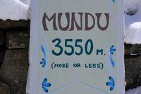 Mundu
