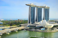 Marina Bay Sands resort