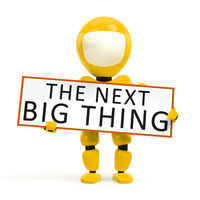 the next big thing robot