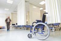 Wheelchair Hospital Emergency Room