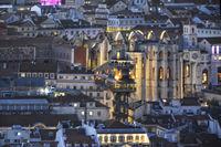 Stadtansichten Lissabon IX