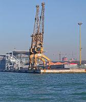Port of Venice Cranes