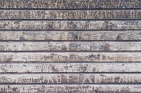 Old wooden board wall is described