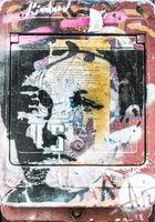 schablonenporträt, arthur rimbaud