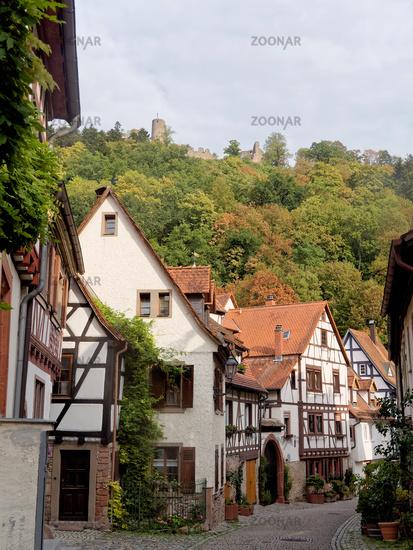Weinheim Judengasse