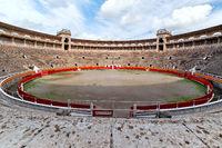 Plaza de toros. Mallorca, Spain