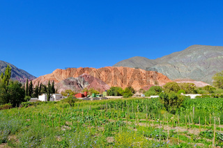 Hill of the seven colors, Cerro De Los Siete Colores, Purmamarca, Jujuy, Argentina