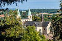 Bilder aus Gernrode im Harz Stiftskirche St. Cyriakus
