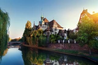 Houses in Strasbourg