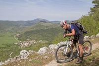 Istrien ist ein Paradies für alle Mountainbiker und Wanderer die unberührte Natur und Einsamkeit lieben
