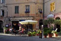Altstadt von Finalborgo - Ligurien - Italien
