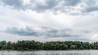 Naturschutzgebiet Kühkopf in Hessen