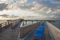 Erlebnisseebrücke in Heiligenhafen