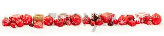 Weihnachten Panorama Header mit Geschenk