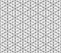 Seamless pattern geometric pattern .Black and white.