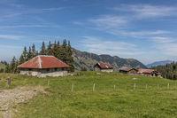 Alpwirtschaft, Nidwalden, Schweiz, Europa