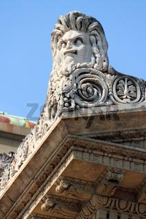 Detail am Teatro Massimo