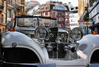 Oldtimer in Basel