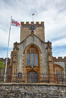 St Michael the Archangel Church. Lyme Regis. West Dorset. England