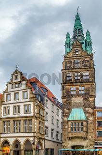 Town Hall Tower, Munster, Germany