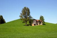 Bayrische Landschaft 003. Deutschland