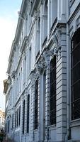 Basel, Weisses Haus, Blaues Haus