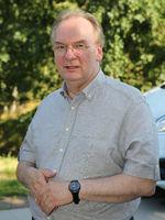 Ministerpräsident von Sachsen-Anhalt Dr. Reiner Haseloff (CDU) besucht Dreharbeiten zum Remake des Filmklassikers