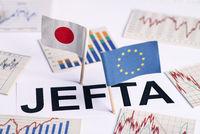 Freihandelsabkommen EU - Japan JEFTA