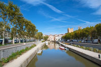 Narbonne city