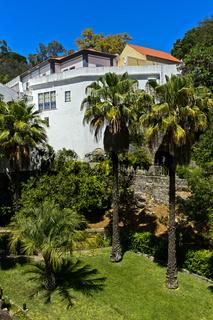 Sub-tropischer Garten