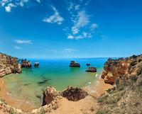 Algarve beach Dos Tres Irmaos, Portugal