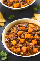 Chili con Carne with Pumpkin