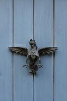 Gryphon Door Figurine