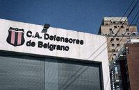 Stadion von Belgrano