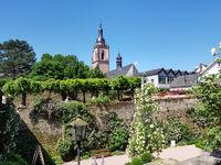 Kirche, Eltville,  Deutschland,  Rhein