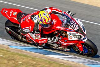 Joshua Brookes pilot of Superbikes SBK