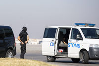 Customs and border protection officers