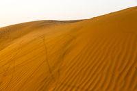 Hills of Thar Desert