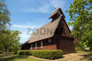 Kirche 002. Fischland Darss Zingst. Deutschland