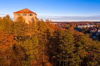 Wasserturm Harzgerode Wahrzeichen
