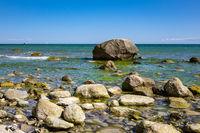 An der Ostseeküste auf der Insel Rügen