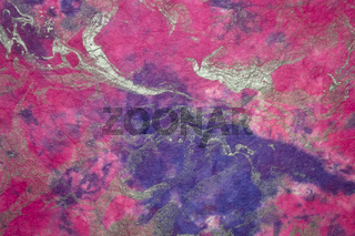 Thai marbled momi mulberry paper
