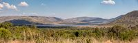 landscape Pilanesberg National Park, South Africa