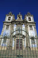 Church of Saint Ildefonso, Porto, Portugal
